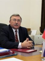 روسیه تشکیل کارگروههایی برای بررسی رفع تحریمها علیه ایران را تأیید کرد