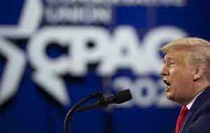 واکنش ترامپ به هو شدن میت رامنی