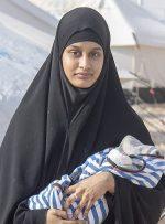 عروس داعش حق بازگشت به انگلیس را ندارد