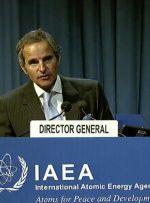 گروسی تفاهم با ایران را مهم توصیف کرد