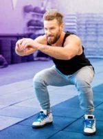 لاغری پایینتنه با چند حرکت تمرینی ساده