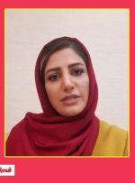 مجری خانم صداوسیما به خاطر عذرخواهی اش، عذرخواهی کرد/ گفتند باید سه بار عذرخواهی کنی!