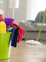 نظافت منزل و قیمت سال ۹۹