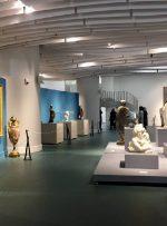 نمایش آثار هنری تاریخی جمعآوری شده از خانواده سلطنتی و منصوبانشان