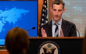 کاخ سفید:رئیسی تصمیم بگیرد/پیشنهاد مذاکره همیشه روی میز نیست!/تا روند دیپلماتیک شکل نگیرد تحریمها ادمه دارد