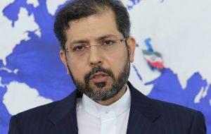 خطیبزاده: این رویکرد در قبال ایران جواب نمیدهد