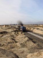 ویدئو / عبور خط آهن از میان تپه هفتهزارساله