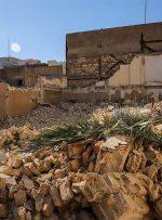 ویدئو / محو خانه پدری «احمد محمود» و اولین رمان جنگ
