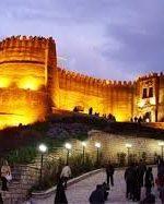 حدود ۱۳ هزار گردشگر از قلعه تاریخی فلکالافلاک بازدید کردند