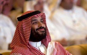 پیام بن سلمان به پادشاه اردن