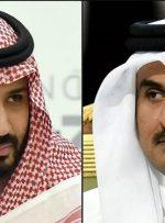گفتگوی تلفنی امیر قطر با بن سلمان پس از سه سال