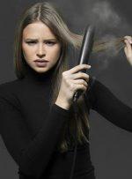 ۴ روش صاف کردن مو بدون استفاده از اتوی مو