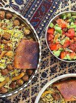 غذاهای محلی شیراز: از انواع پلوها تا یخنی نخود