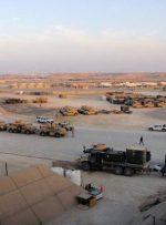 حمله موشکی به پایگاه عینالاسد