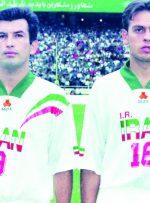 دوقلوهای تیم ملی در دهه هفتاد/عکس