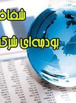 اقدامات مجلس برای شفافیت و انضباط بودجهای شرکتهای دولتی