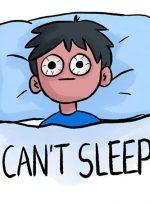 اگر نمیتوانید بخوابید، چه کار کنید؟