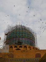 ایسنا – مسجد جامع عباسی