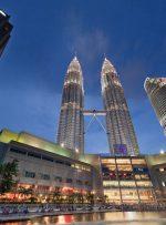 با تور مجازی از برجهای پتروناس در مالزی دیدن کنید