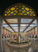 با تور مجازی از کتابخانه و موزه ملی ملک دیدن کنید