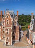 با تور مجازی به قصر دره لوآر سفر کنید