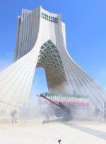 بعد از ۸۰ سال در تهران توپ دَر کردند