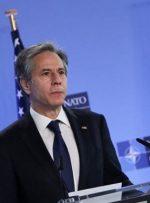 بلینکن به آستین در مقر ناتو میپیوندد؛ایران و روسیه در دستور کار