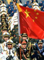 بودجه نظامی چین افزایش یافت