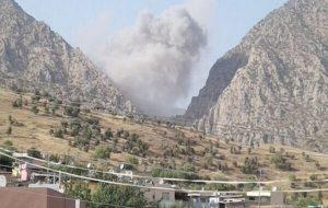 بیانیه وزارت دفاع ترکیه درباره حملات به شمال عراق