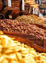 کاهش ۷۰ درصدی فروش آجیل و شیرینی عید