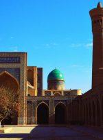 تور مجازی منارههای کالیان ؛ تجلیگاه معماری اسلامی در ازبکستان
