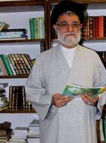 تکریم آیتالله سیدهاشم رسولی محلاتی و افتتاح فروشگاه کتاب زیتون