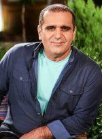«دست در دست» حسین رفیعی در شب چهارشنبهسوری