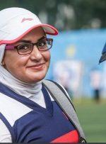 زهرا نعمتی: تیراندازی به زندگی من معنای جدیدی را بخشیده است