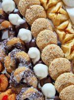 شیرینی های عید چقدر کالری دارن؟