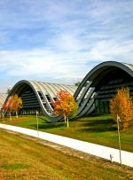 موزه پل کلی؛ نمادی از پستی و بلندی زمین