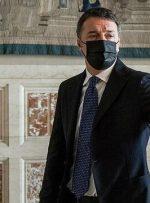 نامهای به همراه دو گلوله برای نخستوزیر سابق ایتالیا