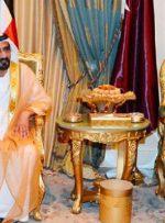 نخستین گفتگوی امیر قطر با حاکم دبی پس از آشتی دو کشور
