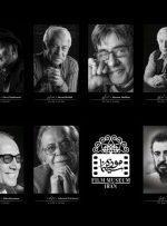 نمایشگاه عکس هنرمندان سینمای ایران در موزه سینما