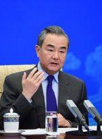 هشدار چین به آمریکا درباره پکن و تهران
