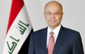 اولین واکنش برهم صالح به نتایج انتخابات پارلمانی عراق