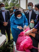 ویدئو / آغاز واکسیناسیون کرونا برای سالمندان در خوزستان
