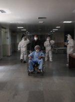 ویدئو / بیمارستان امام خمینی اهواز در شرایط قرمز کرونایی