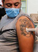 ویدئو / واکسیناسیون پاکبانها و کارکنان آرامستانهای اهواز