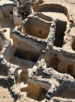 کشف ویرانه کلیساهای تاریخی در مصر