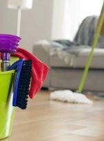 ۱۱ نکته بهداشتی برای انجام خانهتکانی