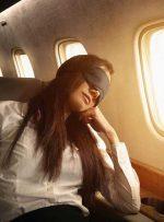 آیا مصرف قرصهای خوابآور در پرواز مضر است؟