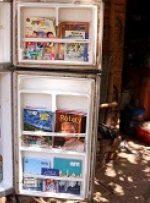 ابتکار معلم هندی برای تشویق به مطالعه