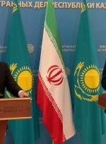 ابراز امیدواری ظریف درباره مذاکرات ترسیم خط مبدا دریای خزر/ ایران مسیر دسترسی قزاقستان به آبهای بینالمللی