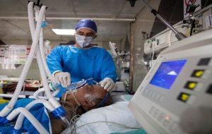 جولان کرونا در جادهها و بیمارستانها با اشغال ۱۰۰ درصد تختهای بستری
